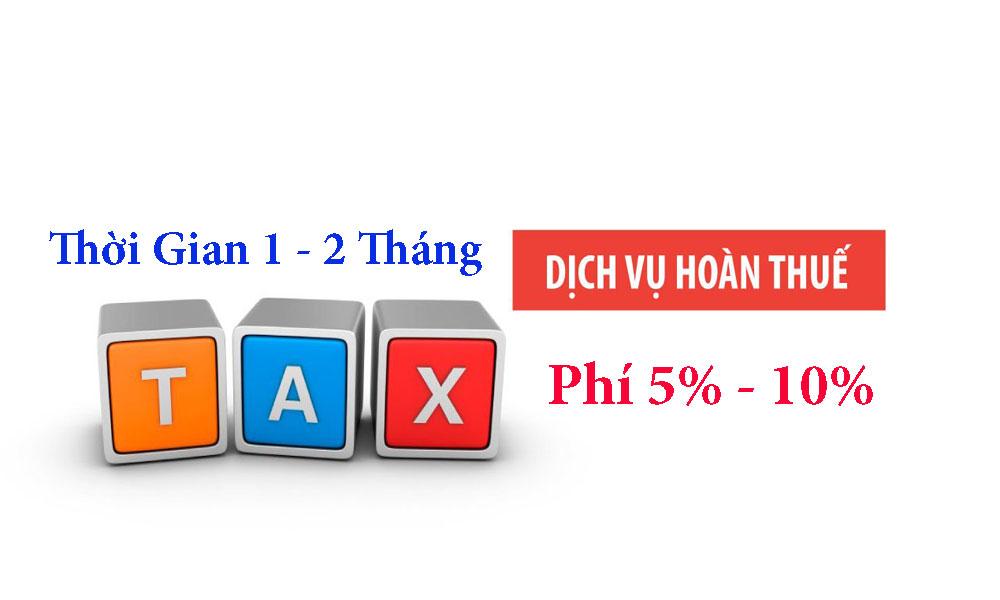 Dịch Vụ Hoàn Thuế